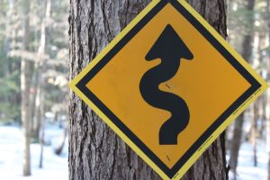squiggly sign