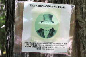 Amos Andrews Trail