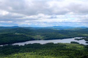 view from ledges