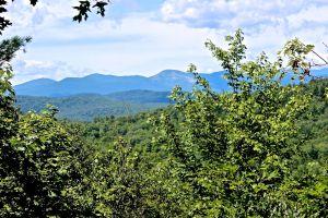 Flat Hill view
