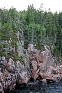 cabot cliff face