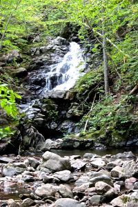cabot water fall