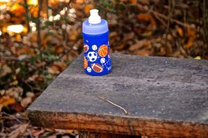 water bottle by Ron's Loop