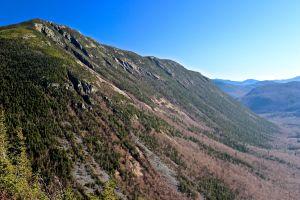 Mount Webster ridge