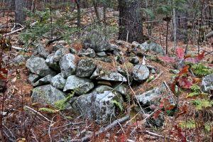 Notch big rocks