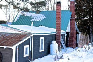 Mount Tom cabin 1