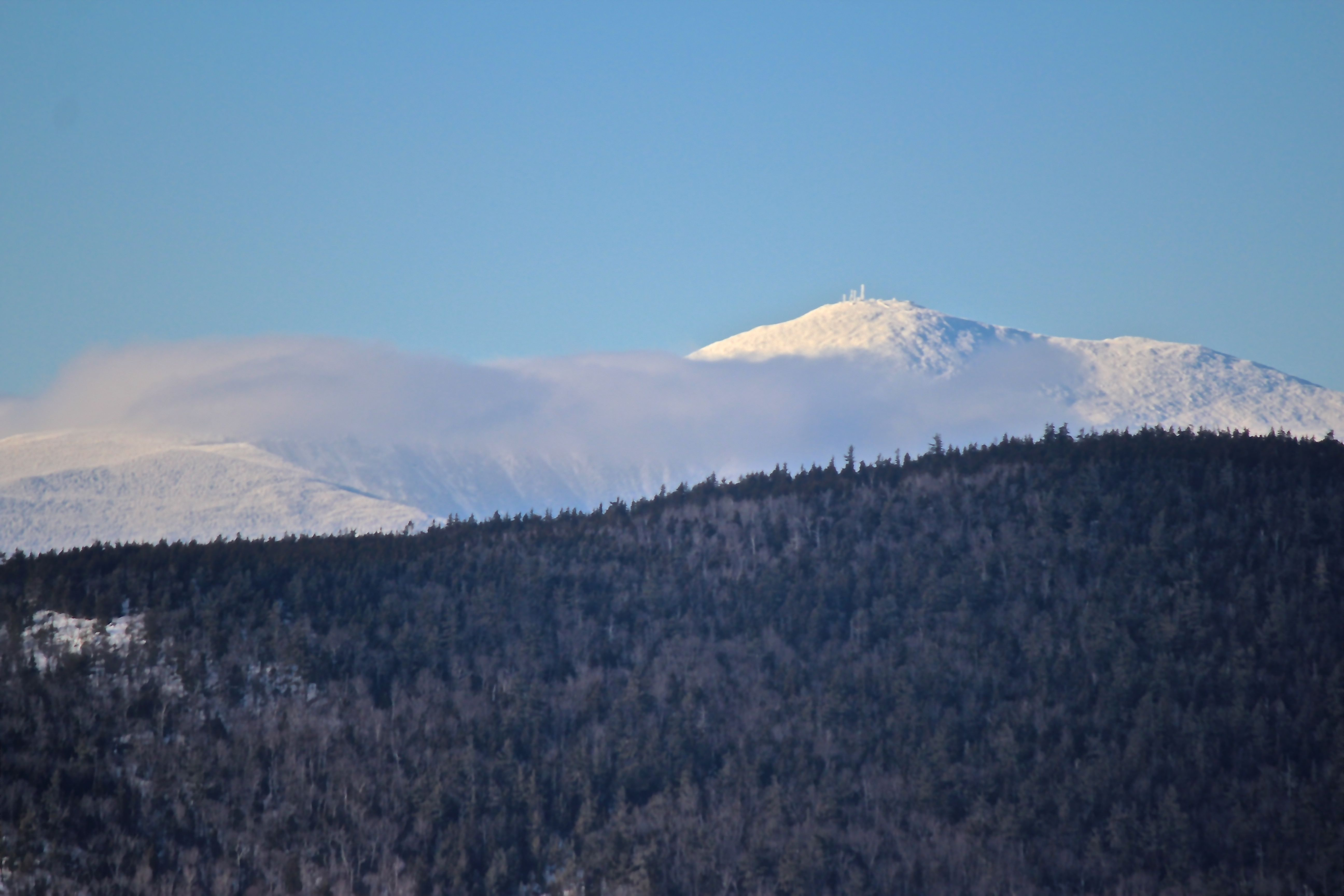 Mount Washington Observatory | wondermyway