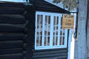 Mt tom cabin 2