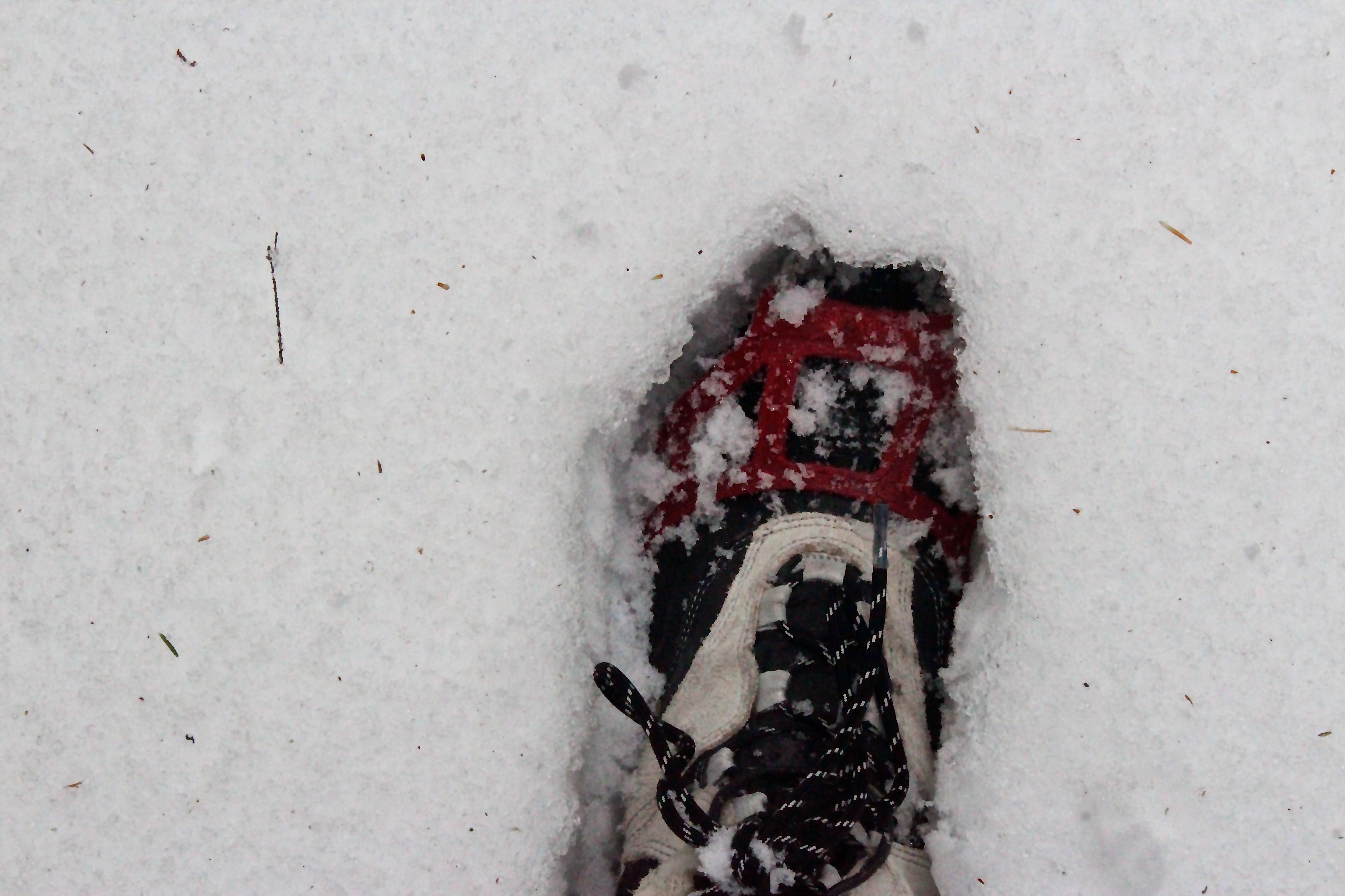 b-deep snow