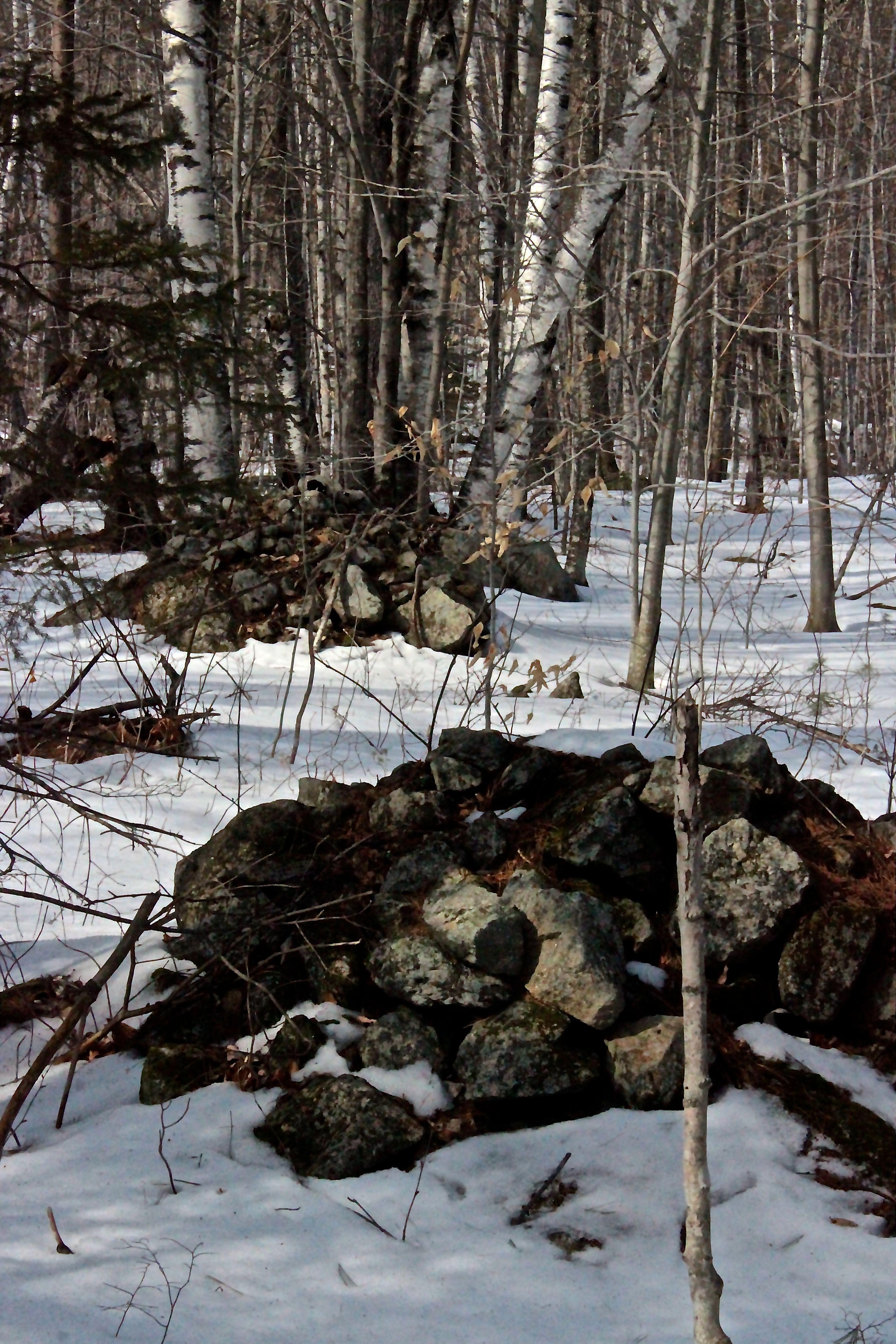 h-stone piles 1