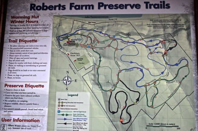r-trail map