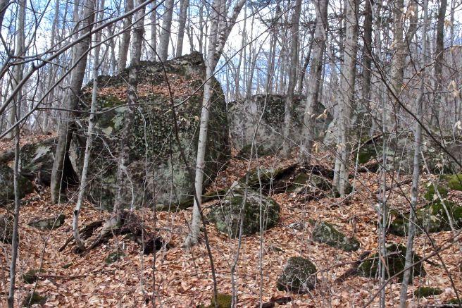 b-boulder field