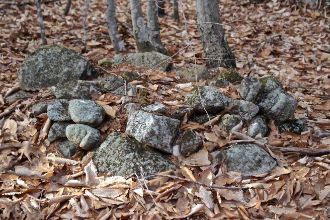 b-rock pile?