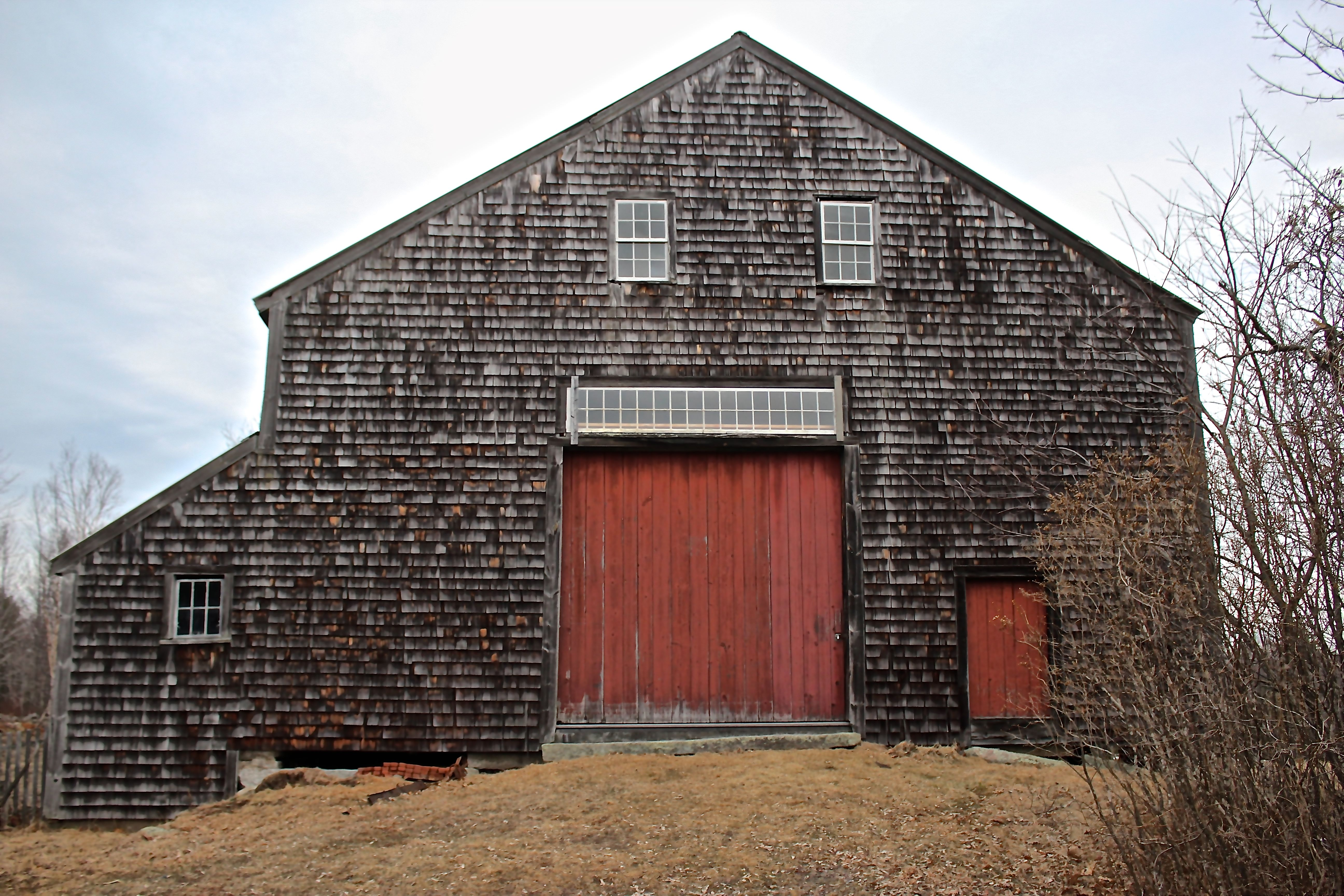 N-barn front