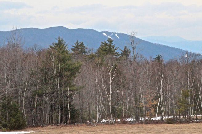 N-Pleasant Mtn ridge