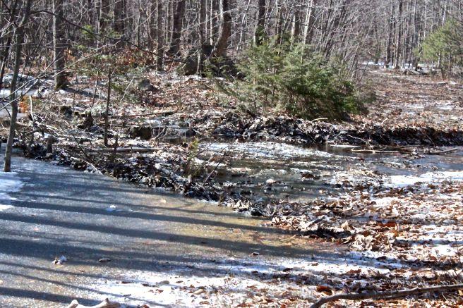 b-roadway dams
