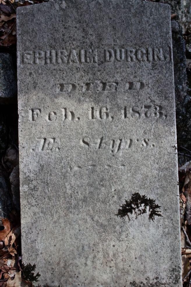 h-Ephraim Durgin