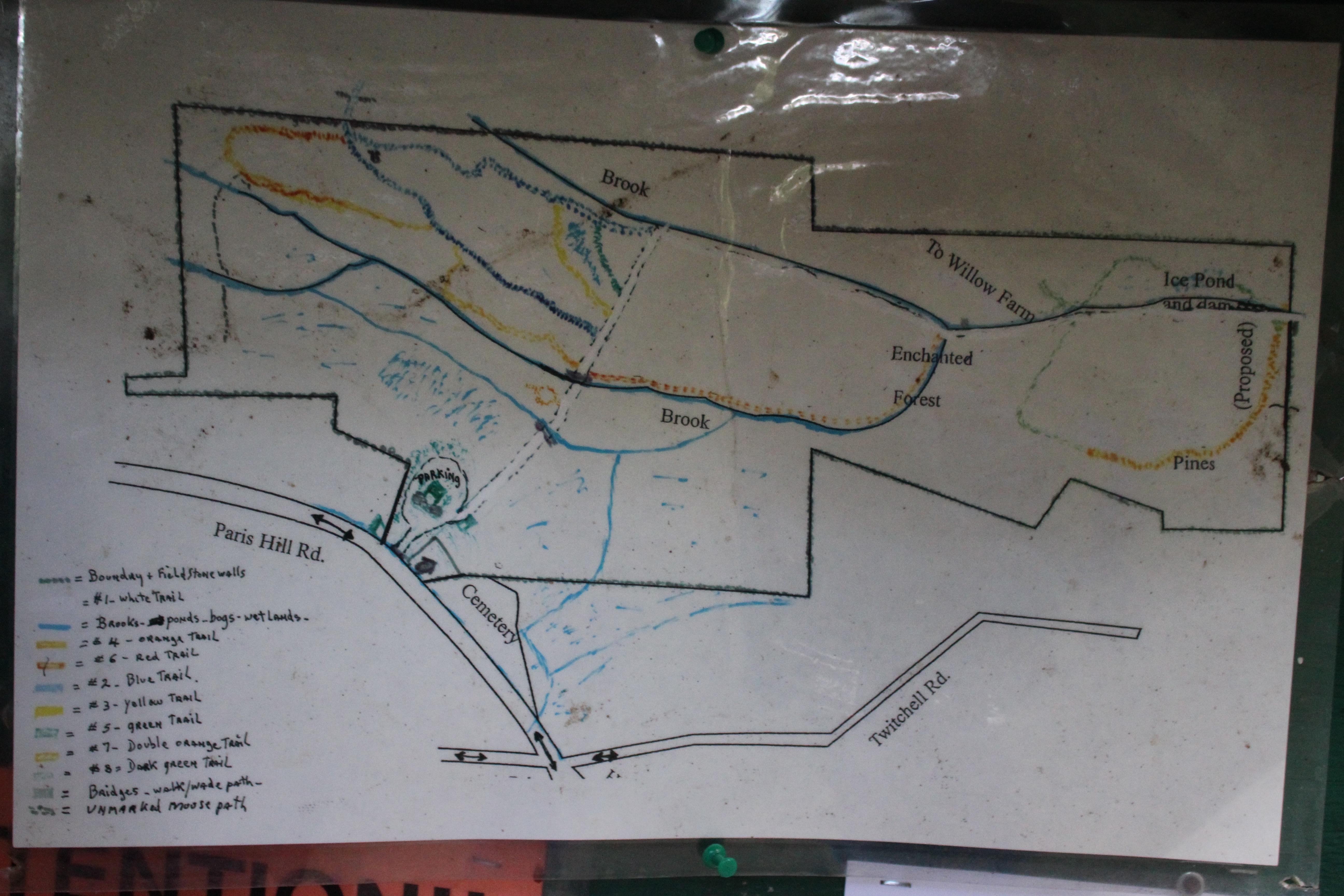 n cornwall map