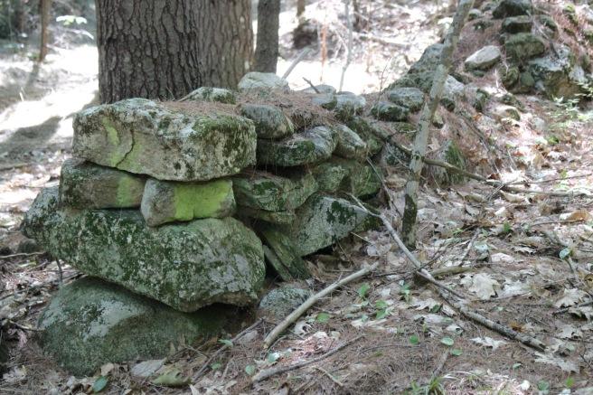 n-stone wall ending