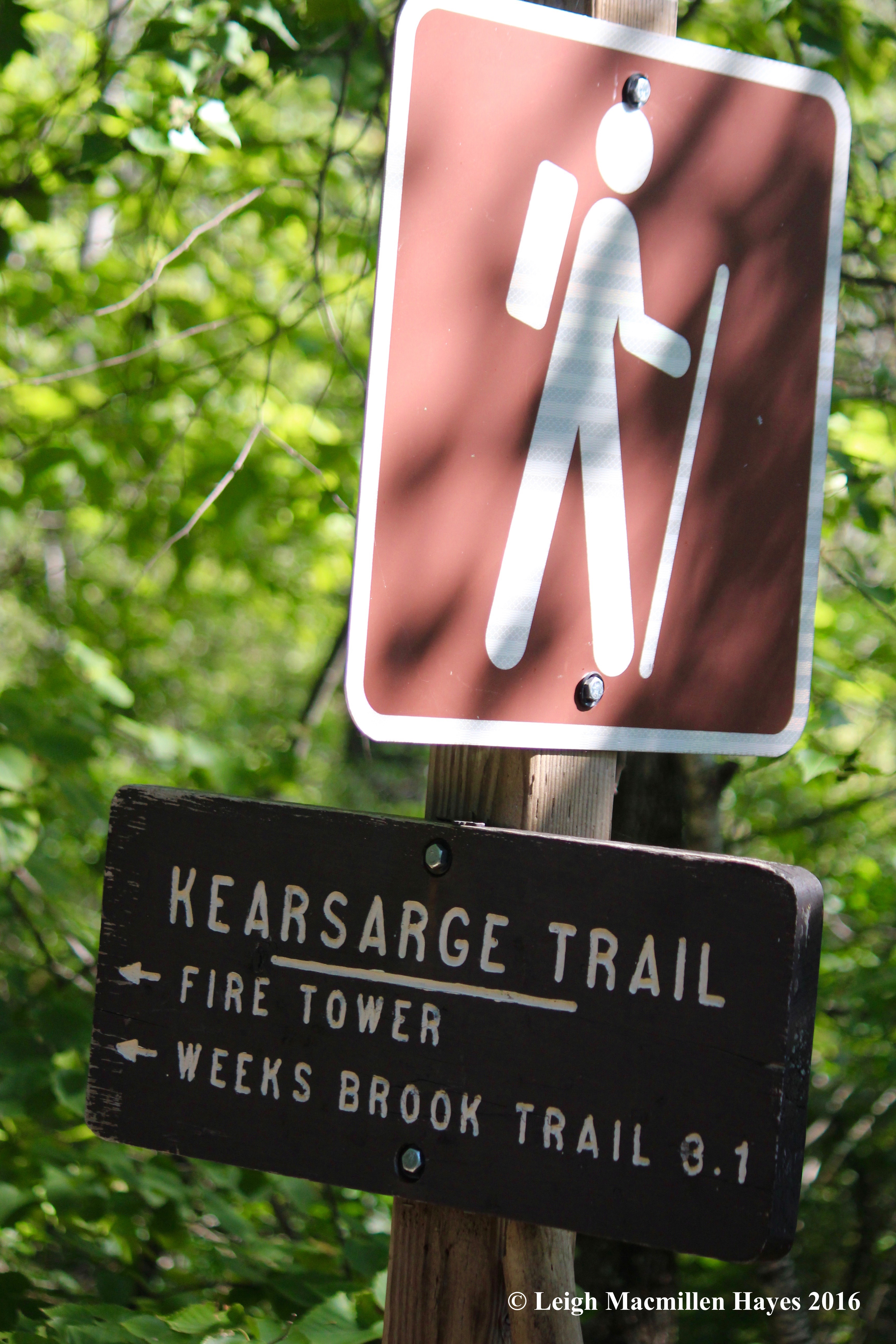 k-trail sign 1