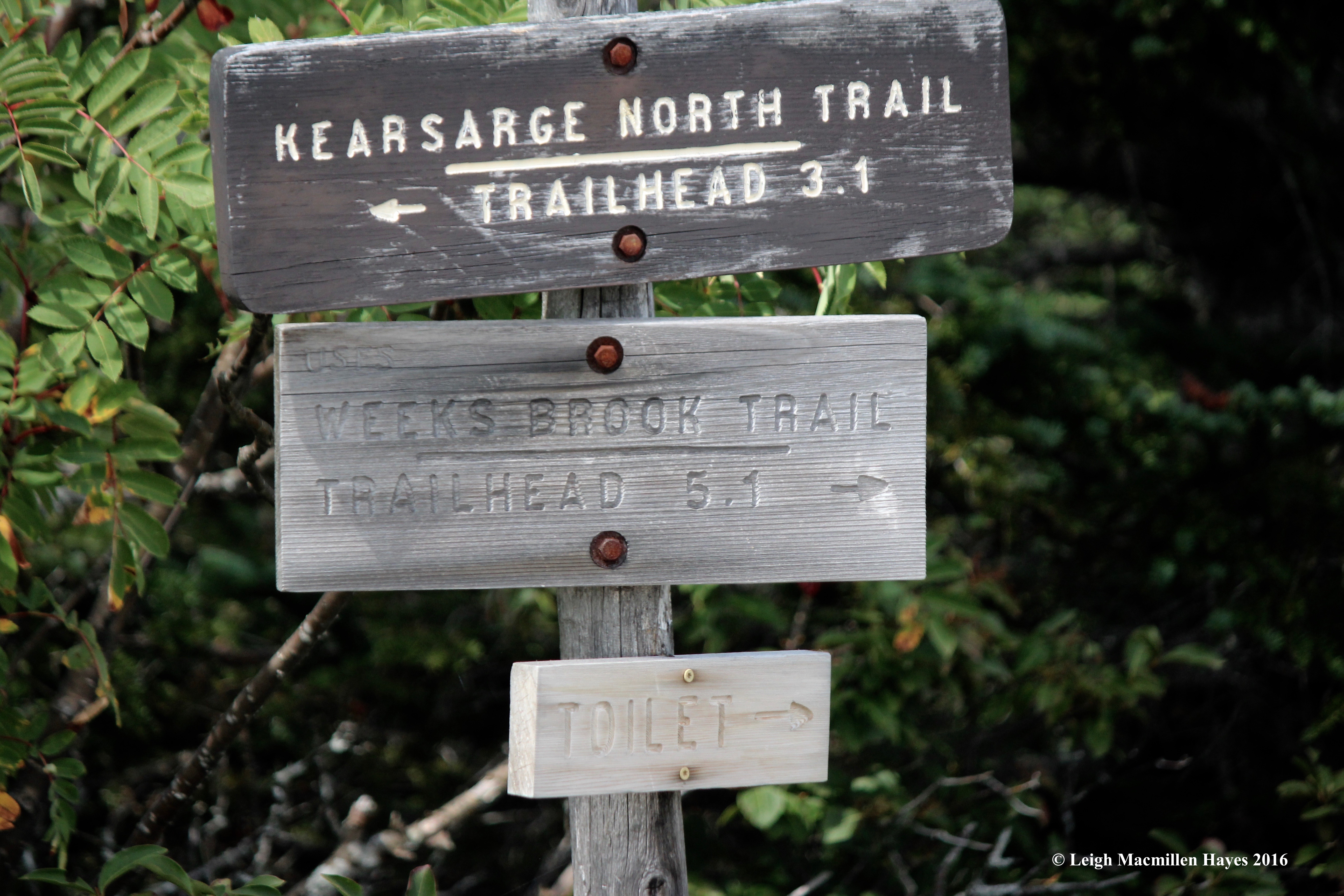 k-trail sign 2