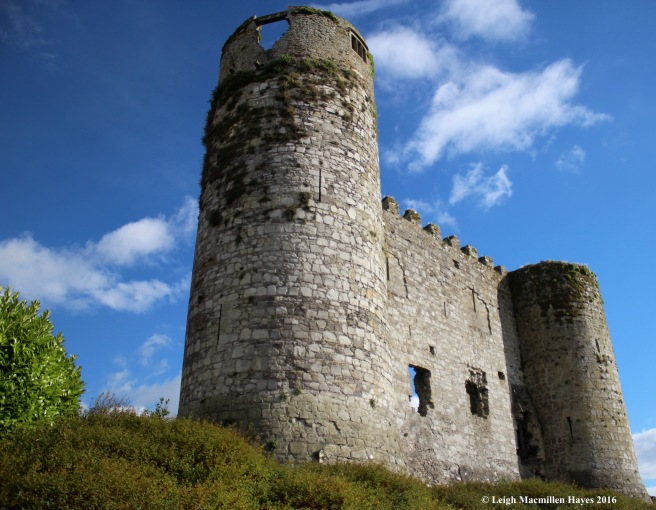 carlow-castle-towers