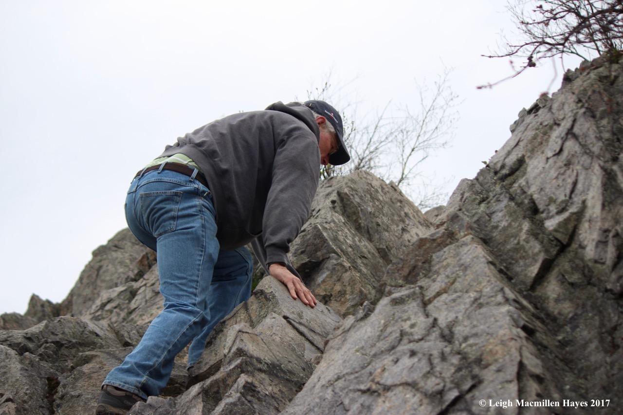 b-summit climb