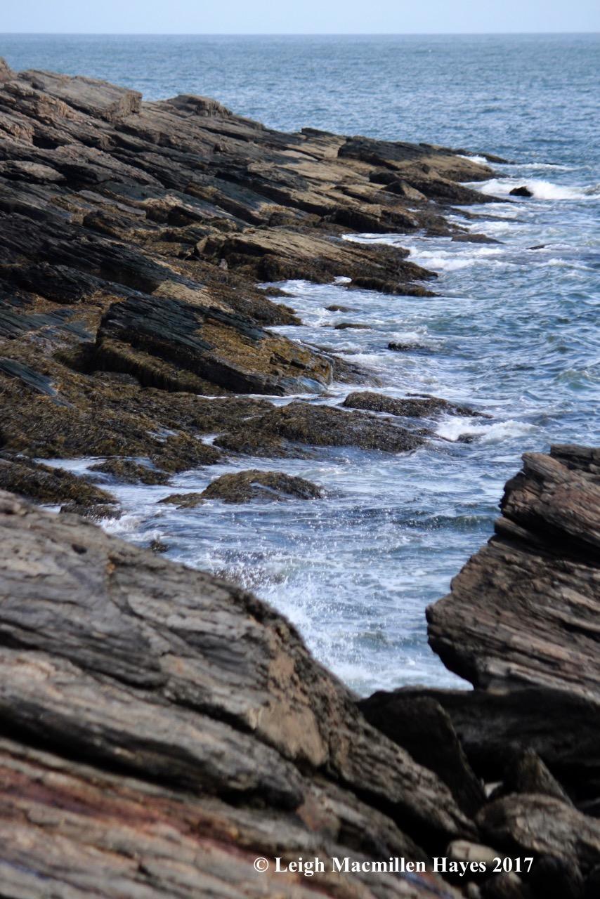 p-rocky coast of Maine, Mom