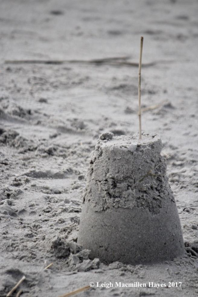 p-sand castle