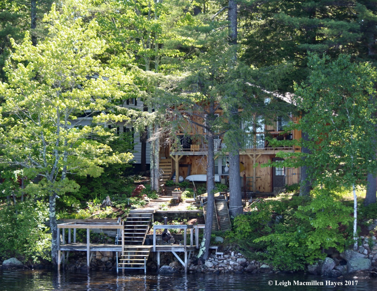 l-grandfathered cabin
