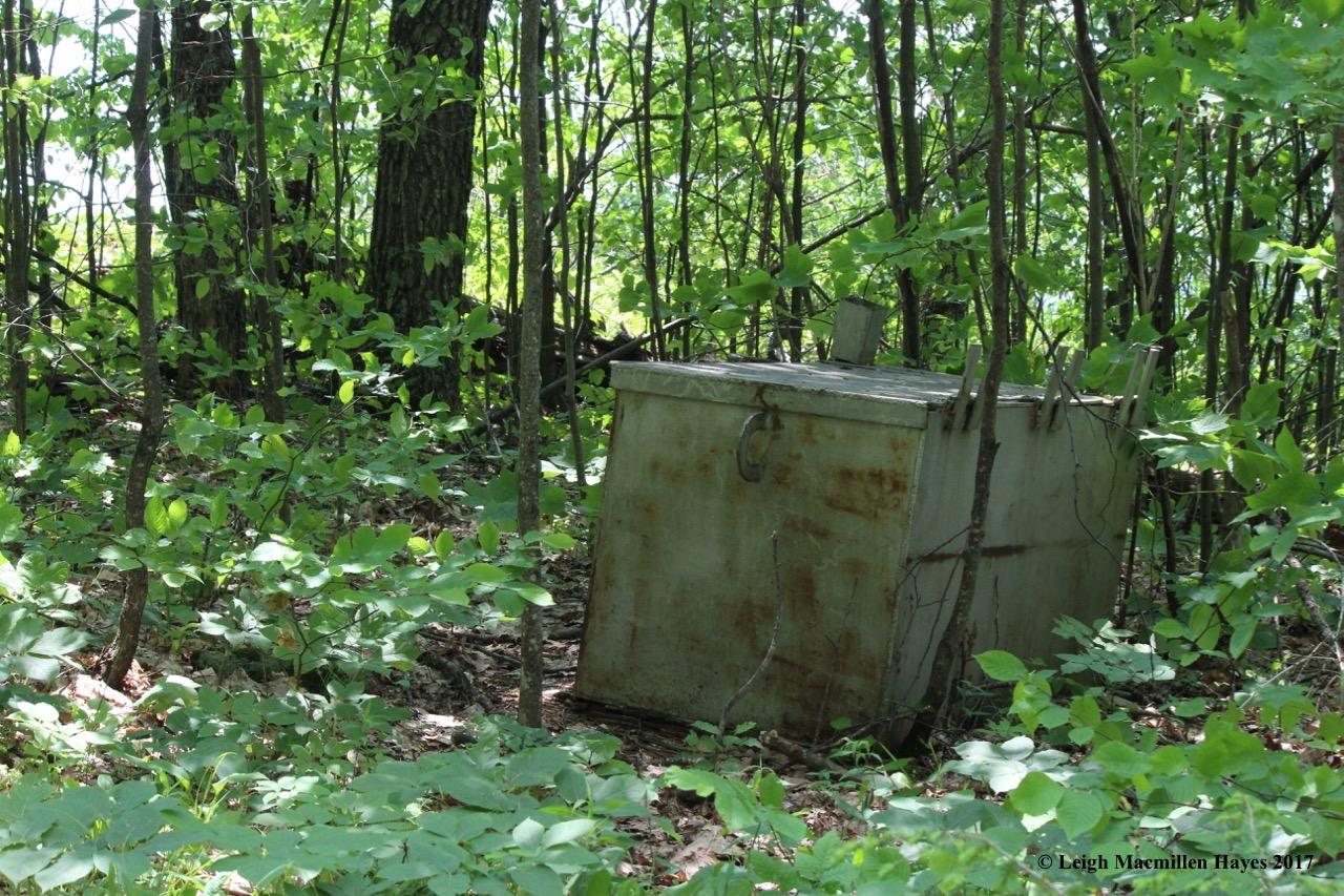 n-dyamite box from mining history