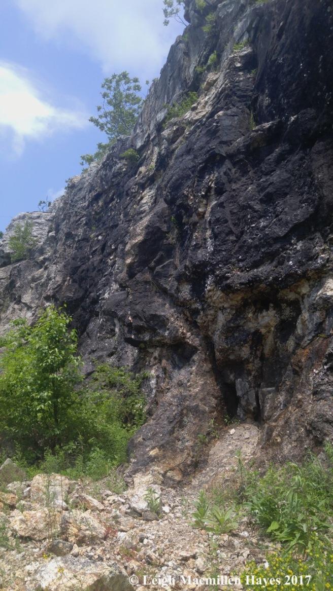 n-quarry wall