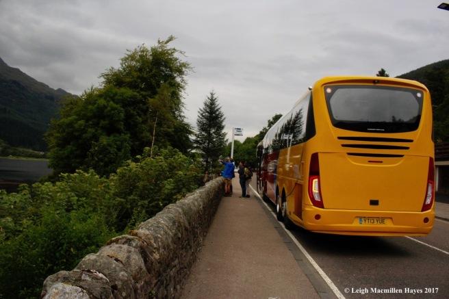 s-bus stop, Arrochar