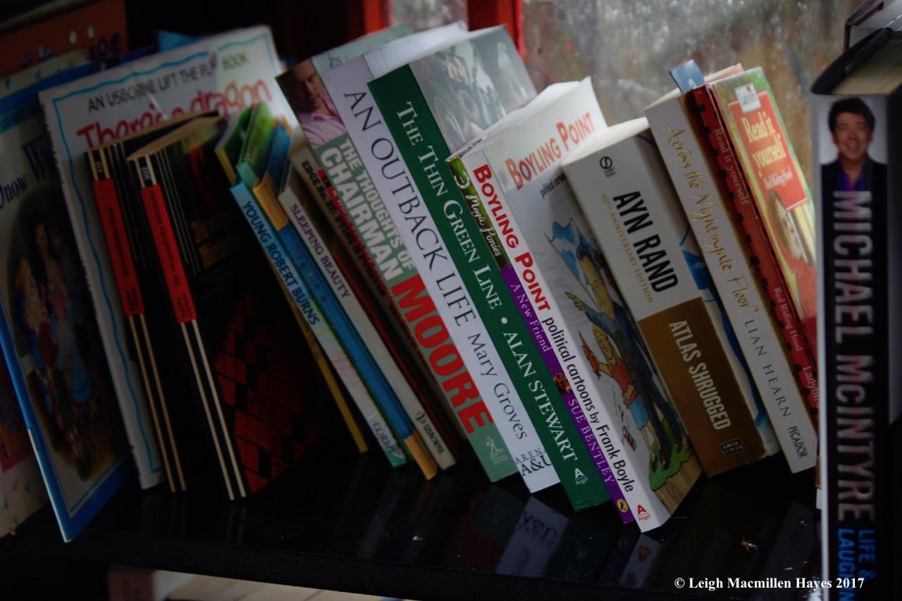 s-library books, Sept 7