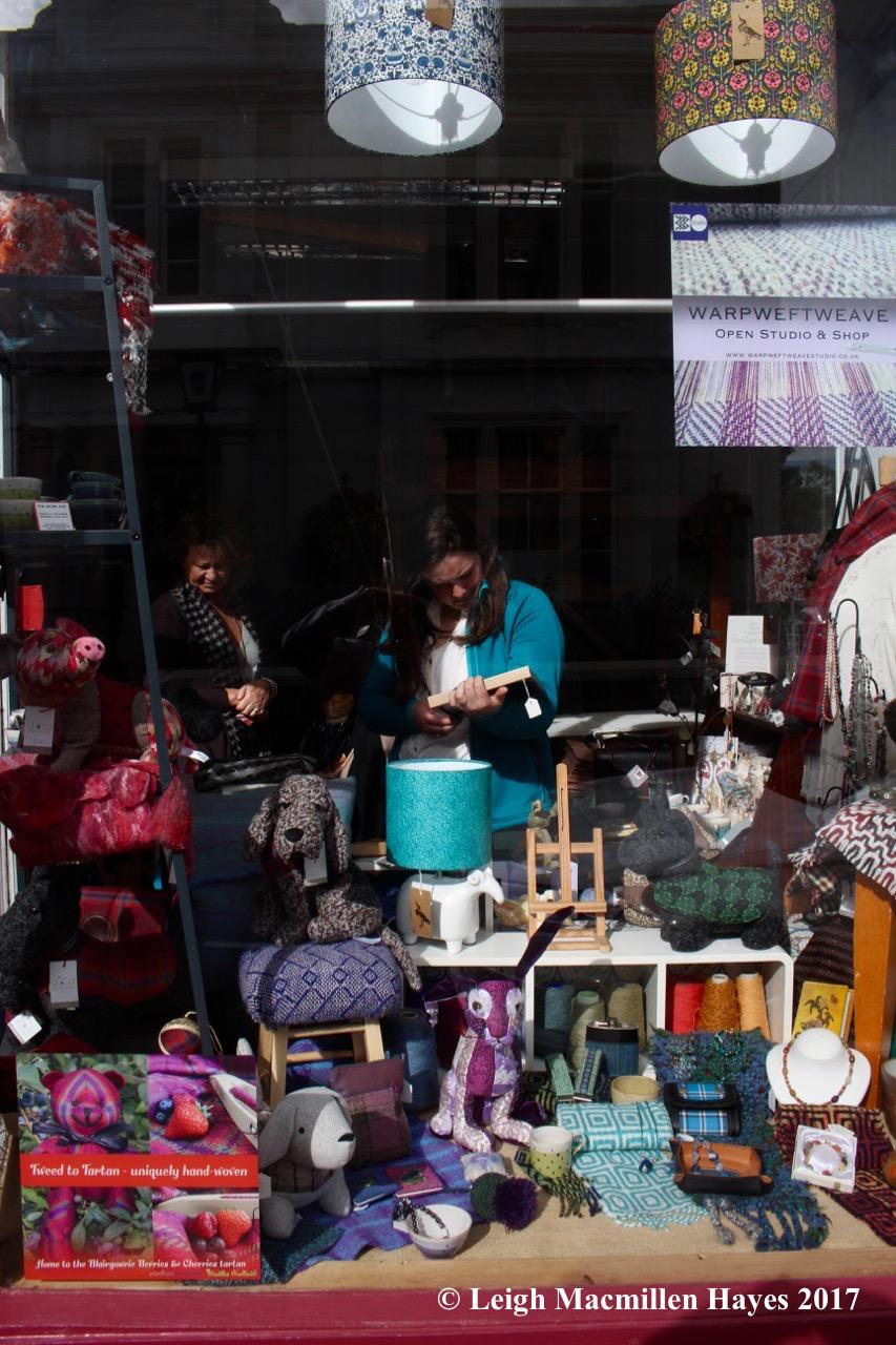 s-weaver shop, Sept 8