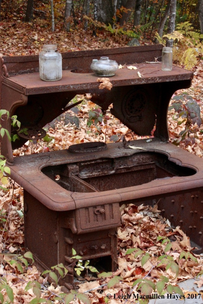 m-cottage stove