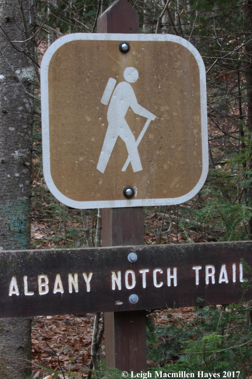 a1-trail sign