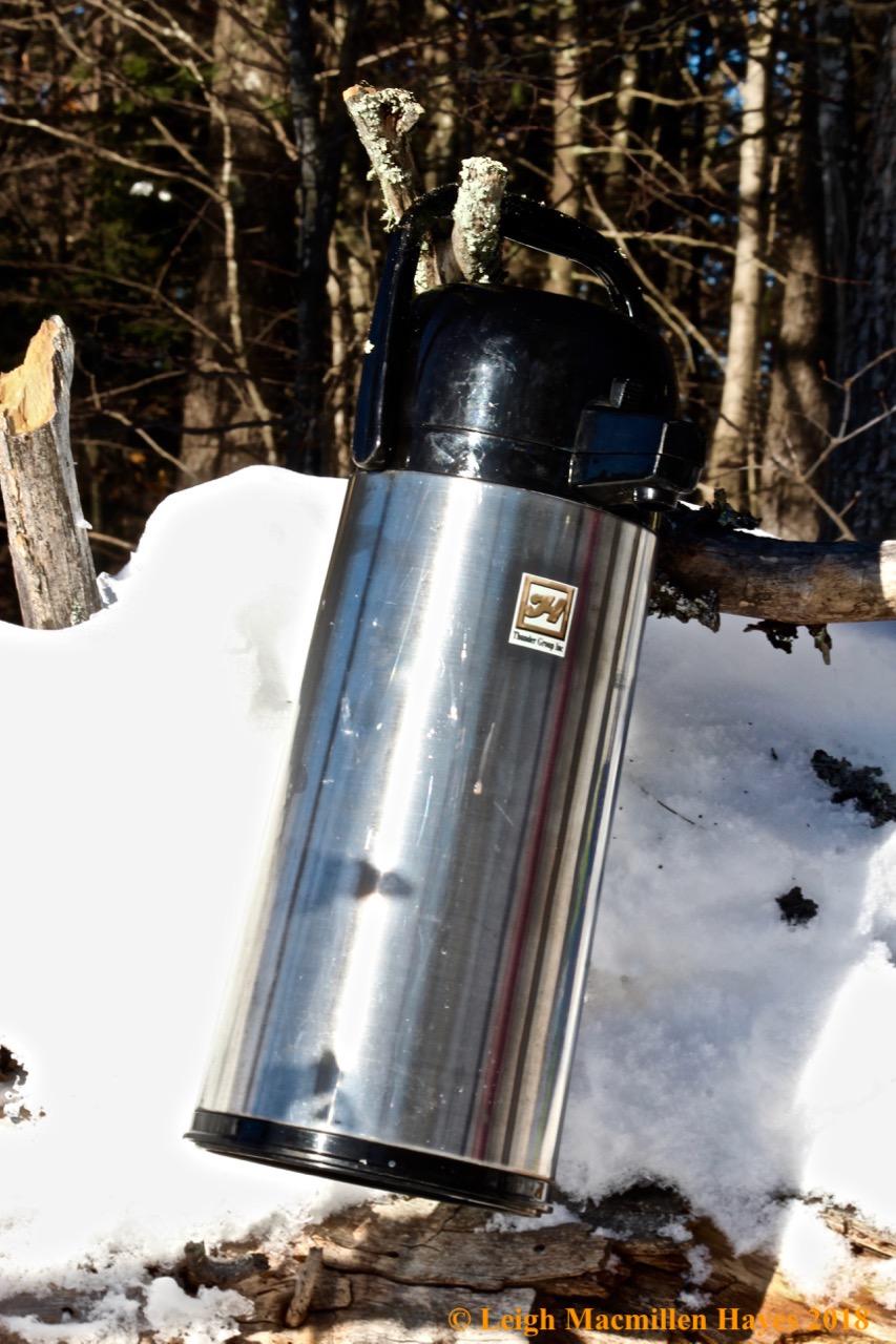 f-hot water carafe