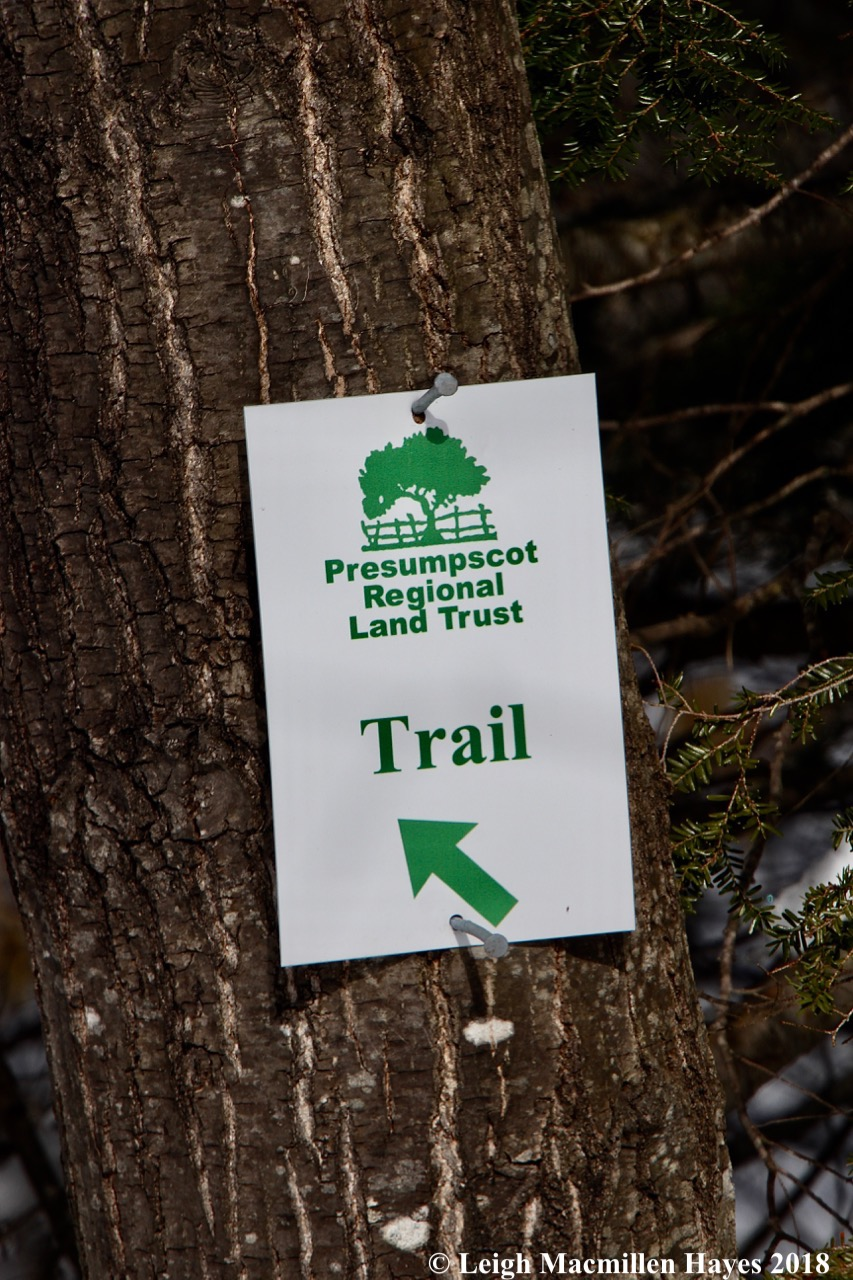 c1-trail sign