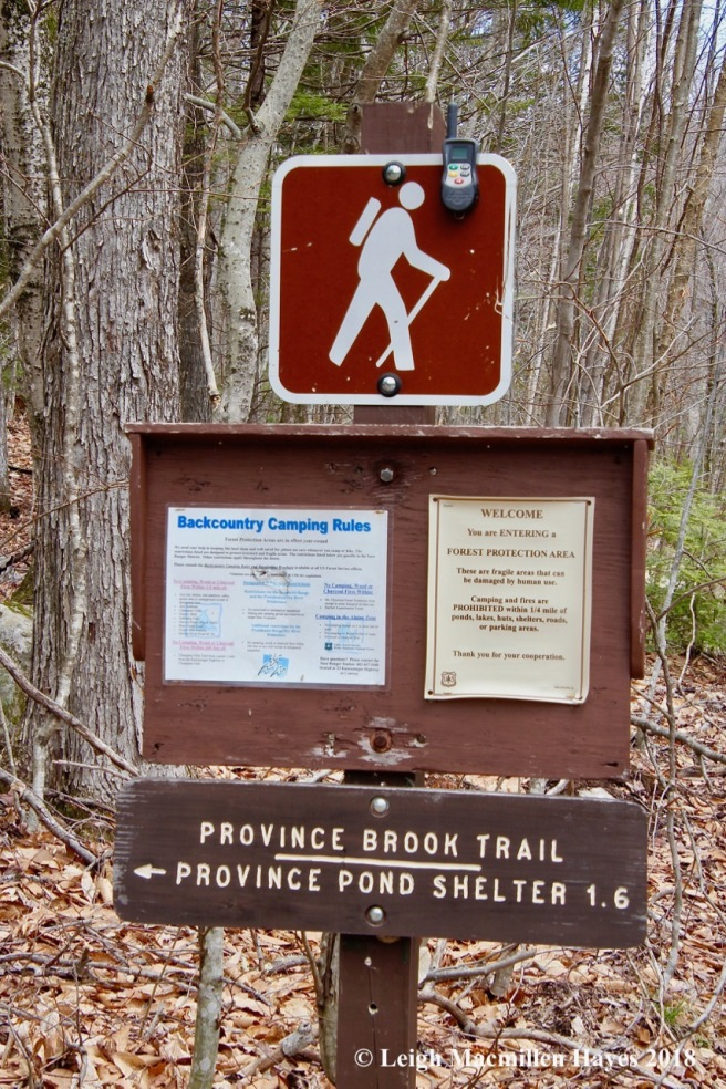 p3-trail sign