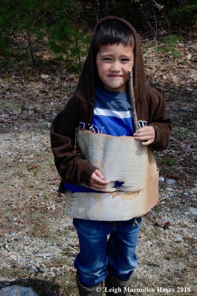 m14-paper birch superhero