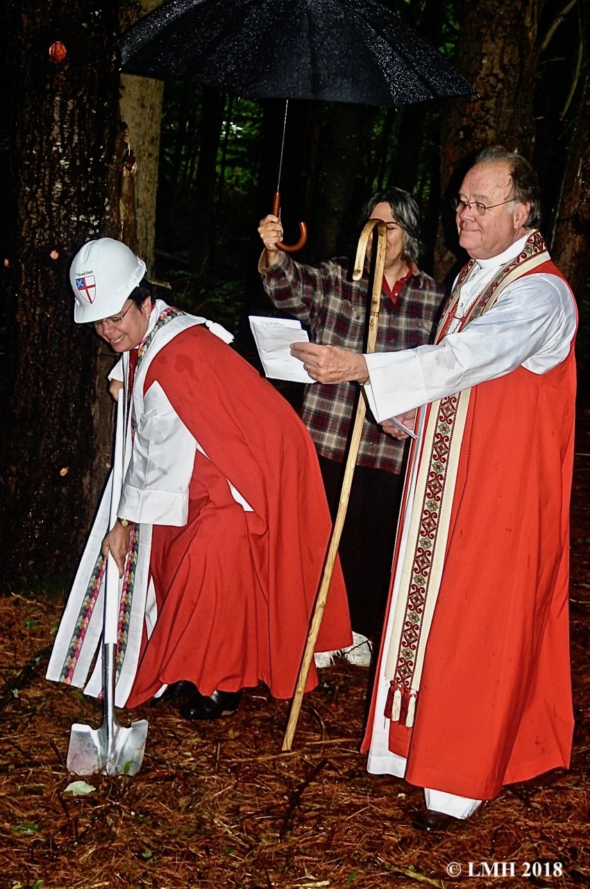 S2-BISHOP KNUDSON BREAKS GROUND