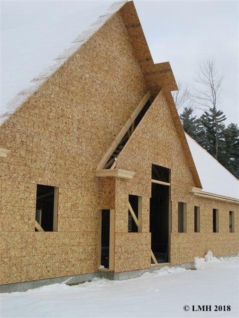 S3-CHURCH TAKES SHAPE