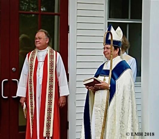 S6-NEW CHURCH DEDICATION