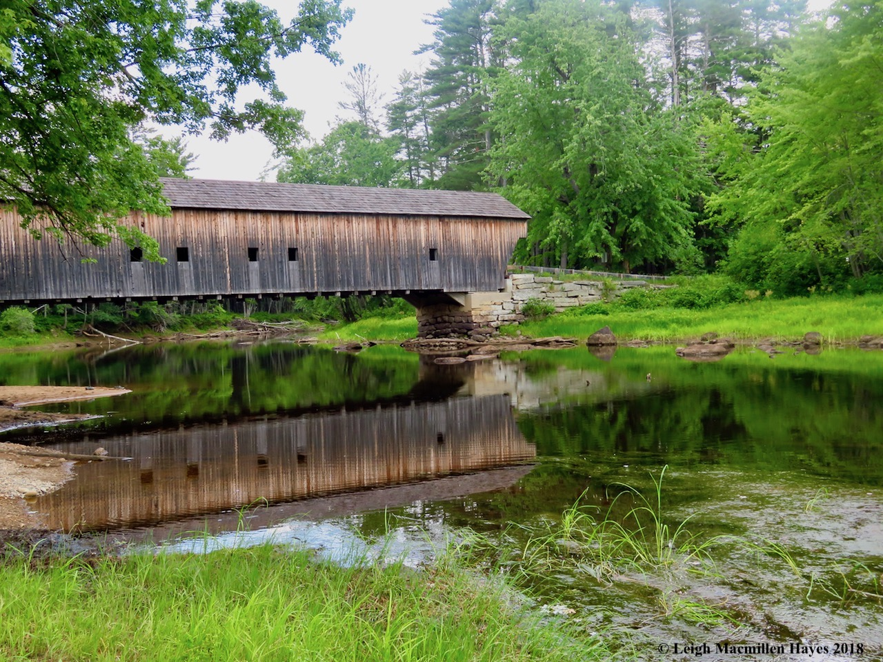 h10-Hemlock Covered Bridge