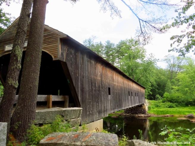 h4-Hemlock covered bridge