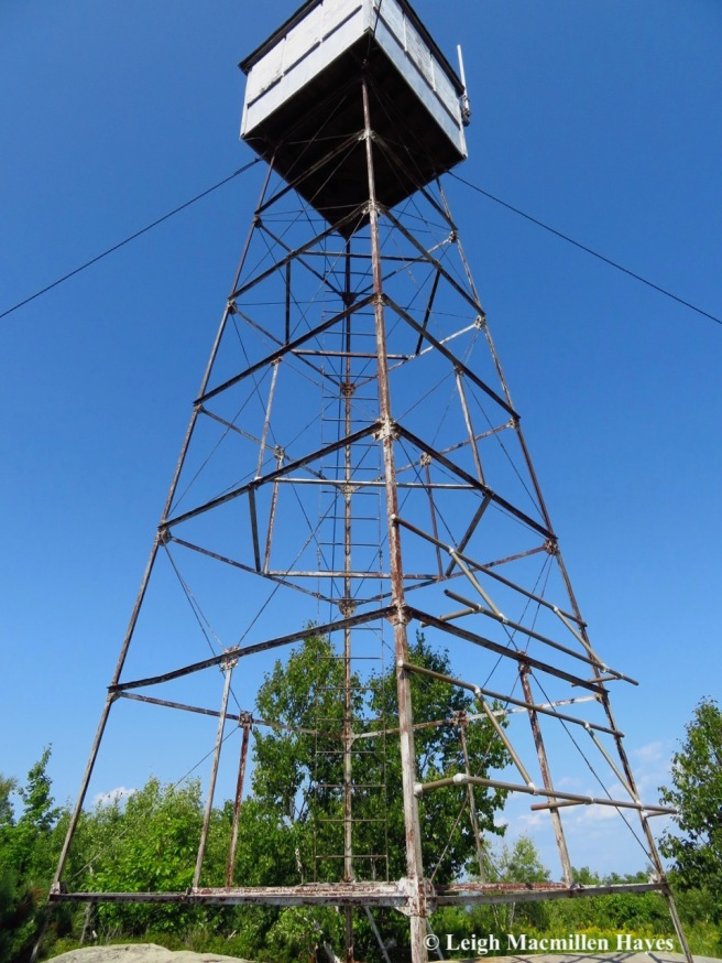 17-summit fire tower