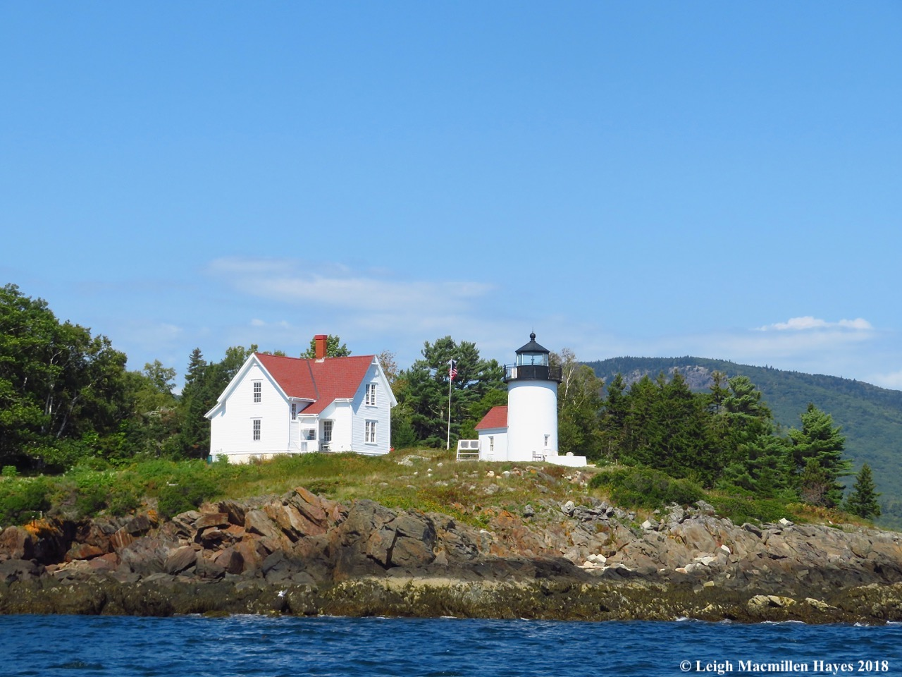 18-Curtis Island Light