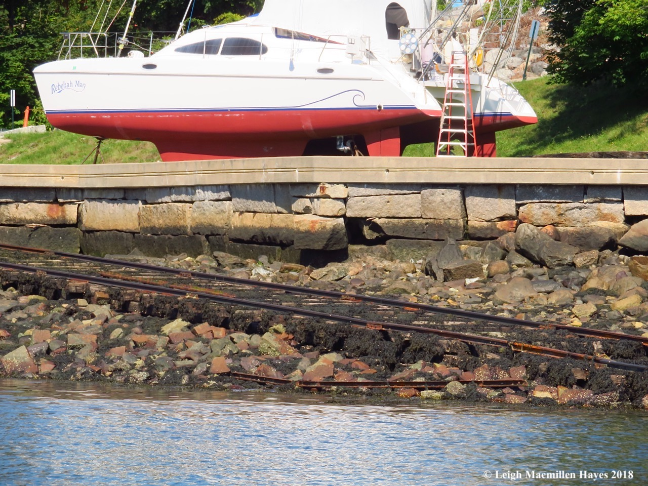 25-old boat railway