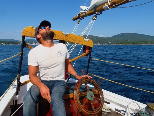 7-First Mate Laird